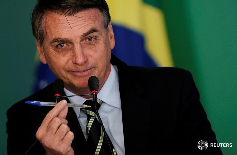 Brazil mulls minimum retirement age of 65 for men and women