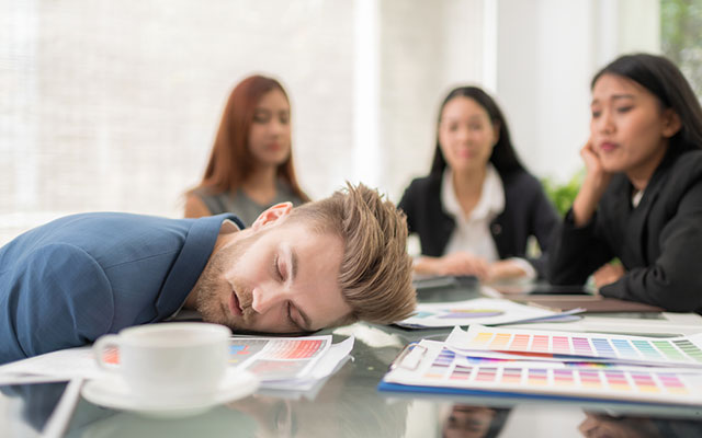 Offices make room for power naps, recognizing need for rest