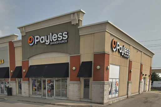 Payless to close 248 Canadian stores