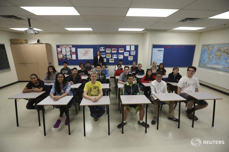 Ontario classroom