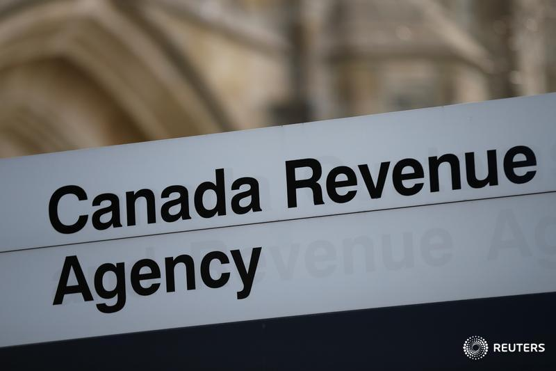 Canada Revenue Agency tax services back online after 'hardware' problems