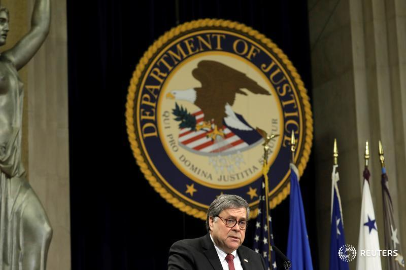 U.S. attorney general orders probe into mistreatment of gay employees