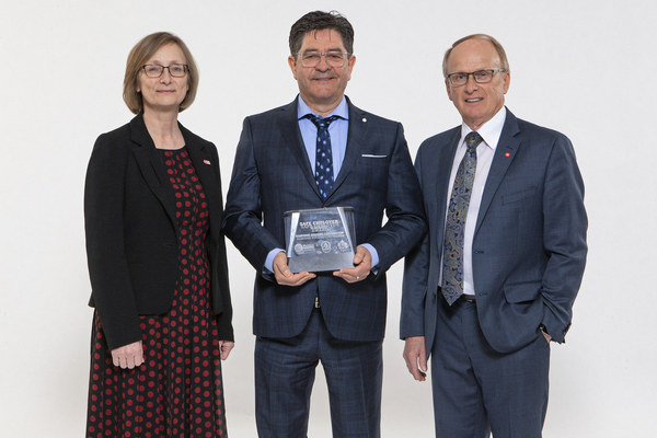 Namerind Housing wins WorkSafe Saskatchewan award