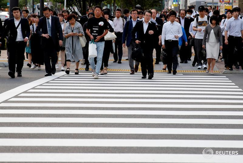 Japan's labour shortage eats away at back-breaking work culture