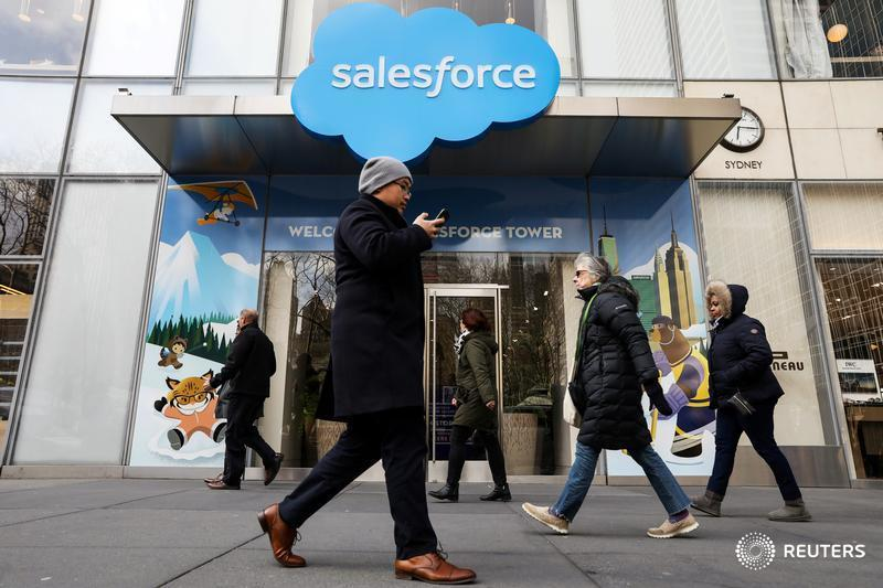 Salesforce signs on to White House job-training initiative