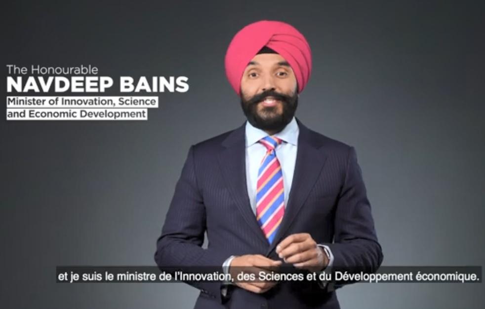 HR Tech Summit: Minister Bains