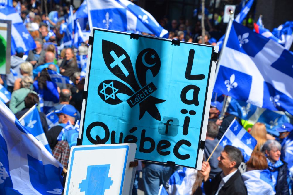 Quebec Protest