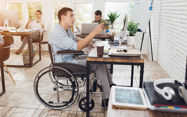 Workplace accessibility rules rolling out