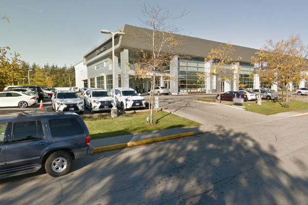 Open Road Lexus Richmond >> Car Sales Staff In Richmond B C Join Union Canadian