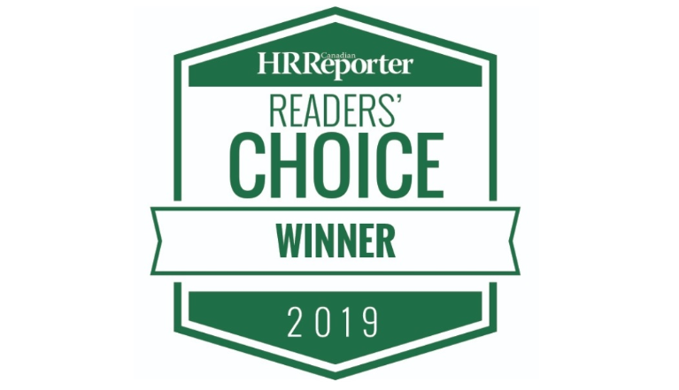 Winners - 2019 Readers' Choice Awards | Canadian HR Reporter