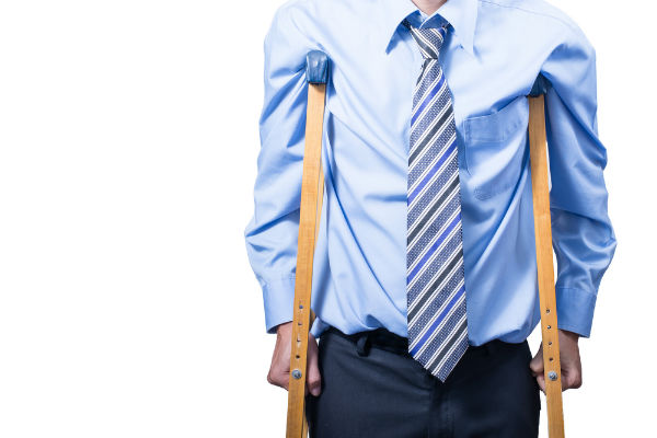 Does a desire to work prevent an employer from terminating if the employee cannot work?