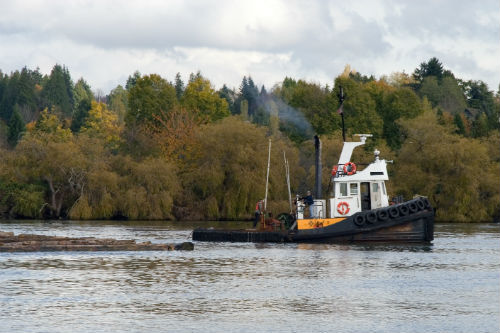 Hodder Tugboat