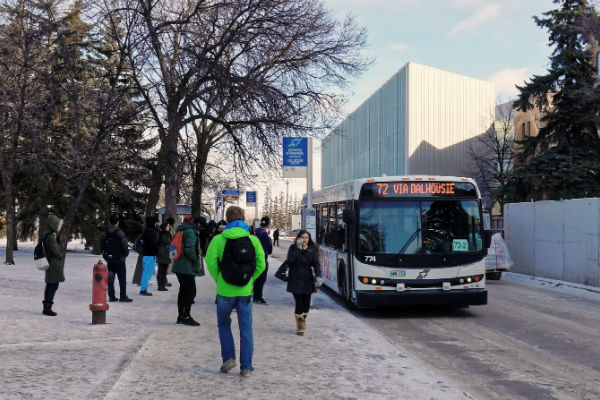 Winnipeg transit workers grieve after family leave denied