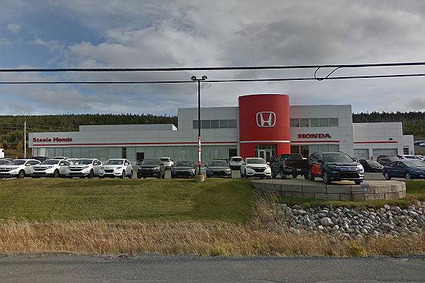 Steele Honda workers in St. John's strike