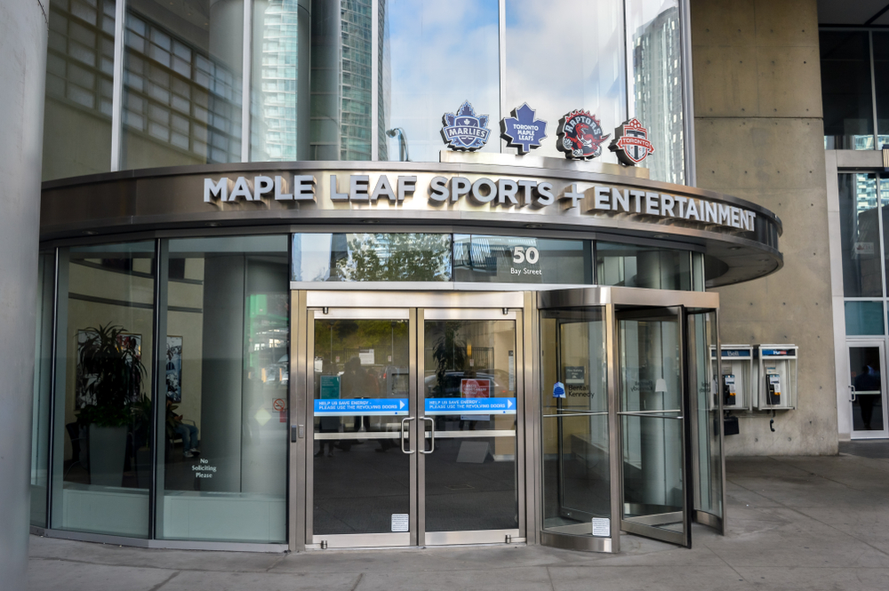 Maple Leaf Sports and Entertainment earns workplace award