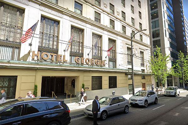 Staff at Vancouver's Hotel Georgia vote to strike