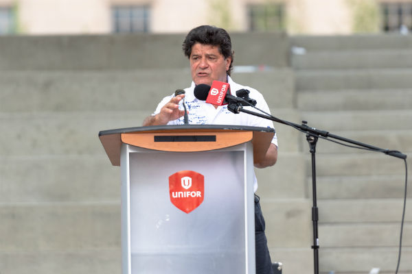Jerry Dias acclaimed as Unifor president for third and final term