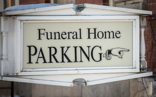 A sad ending to funeral home manager's employment