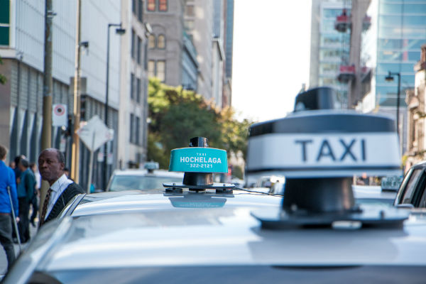 Quebec taxi drivers to launch rotating strikes beginning on