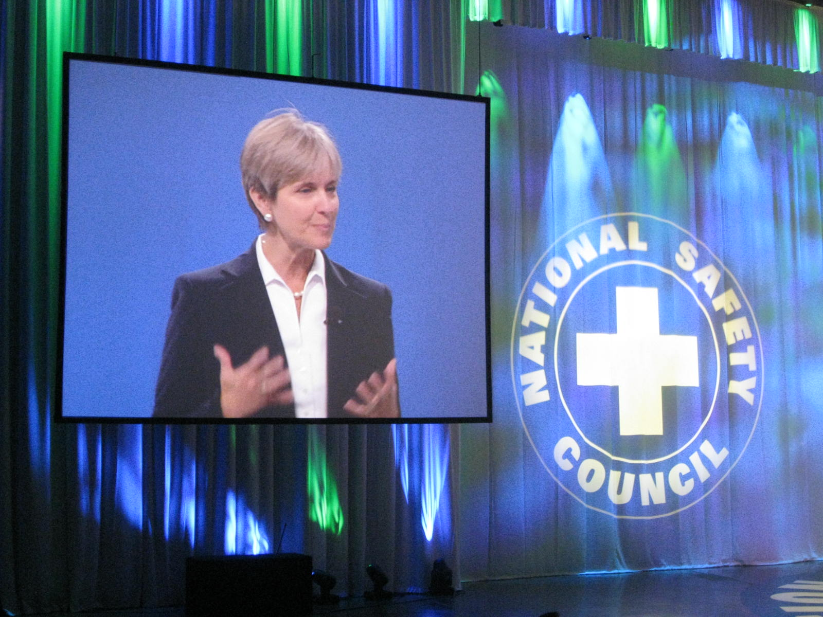 Janet Froetscher, NSC president and CEO